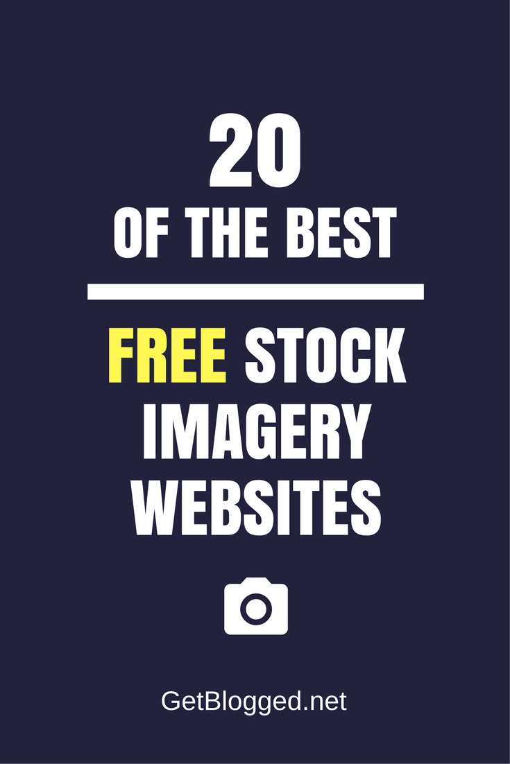 20 of the best free stock imagery websites