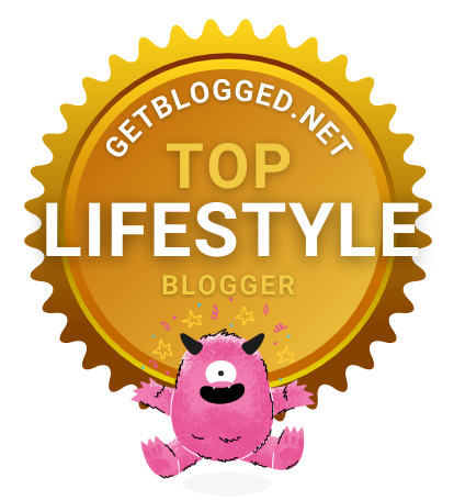 My blog has been named as one of the top blogs by GetBlogged.net
