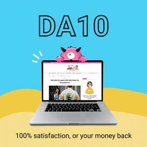DA10 content placement