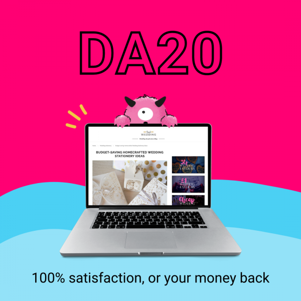 DA20 content placement
