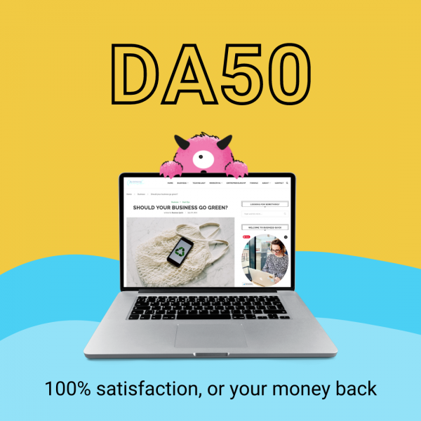 DA50 content placement