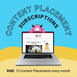 Rise Content Placement Subscription