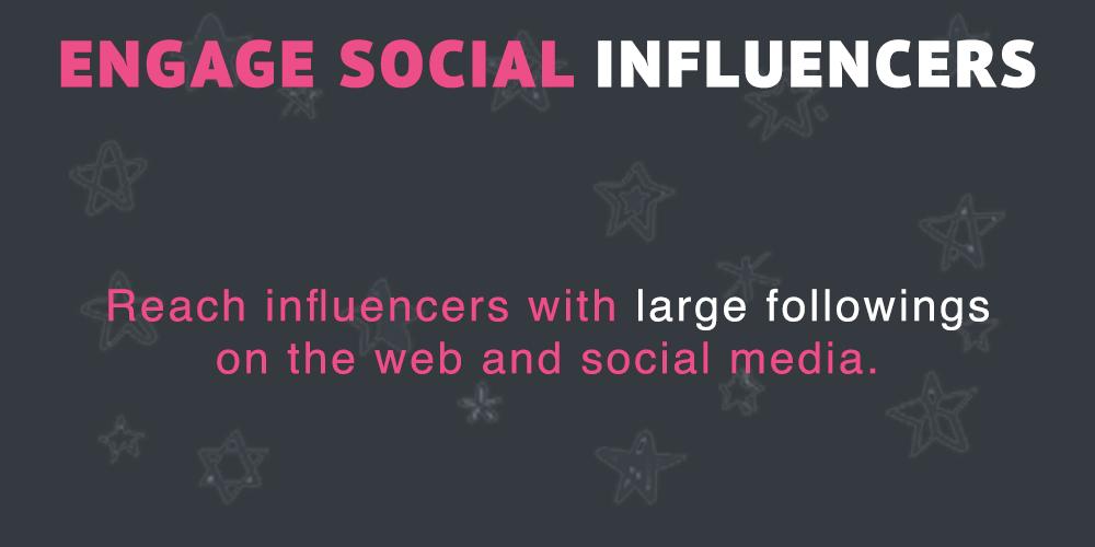 Social Media Outreach